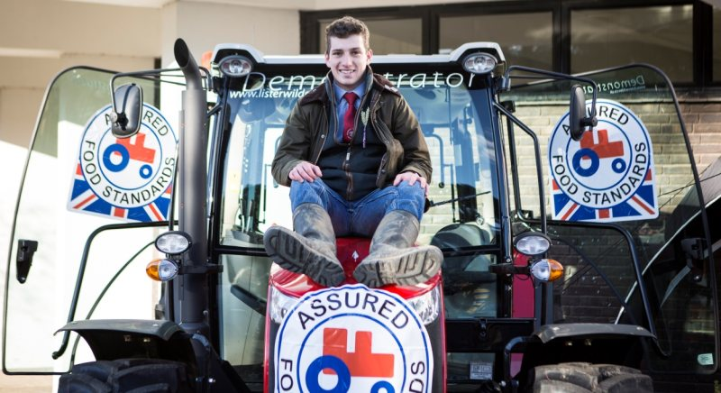 University of Reading pledges to support British farming in first of its kind