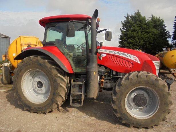 Tractor worth £30,000 stolen from Devon farm