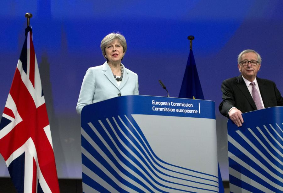 Industry relieved as May announces no 'hard border' with Ireland