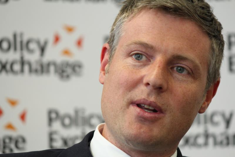 Zac Goldsmith says culling badgers is 'ineffective and inhumane'