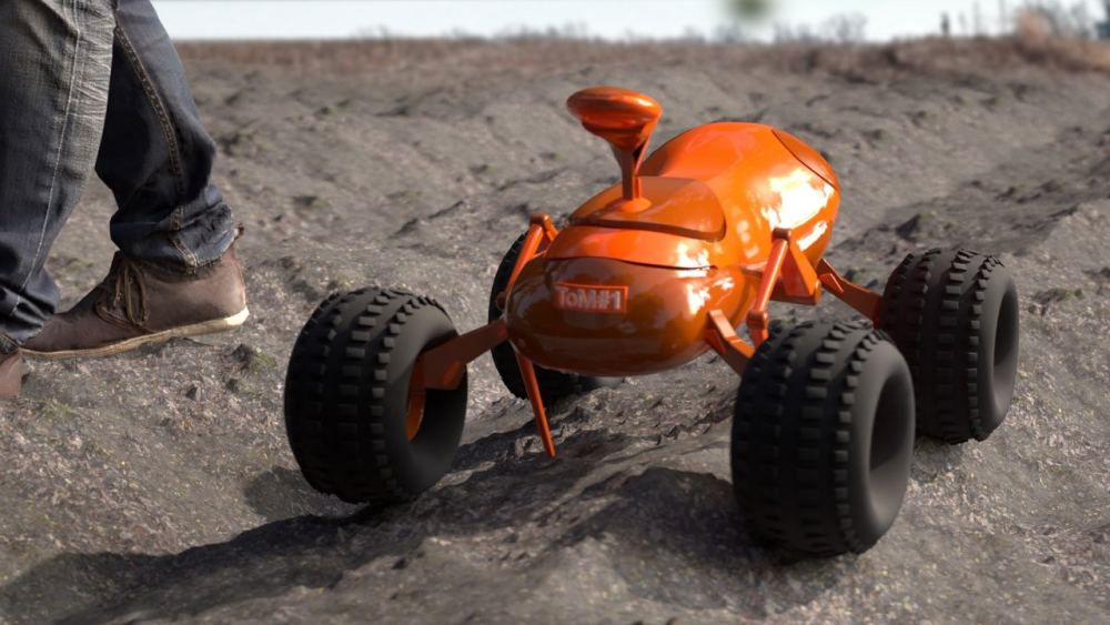 Small Robots Company is an example of the growing momentum for AI and robotics in the agricultural industry