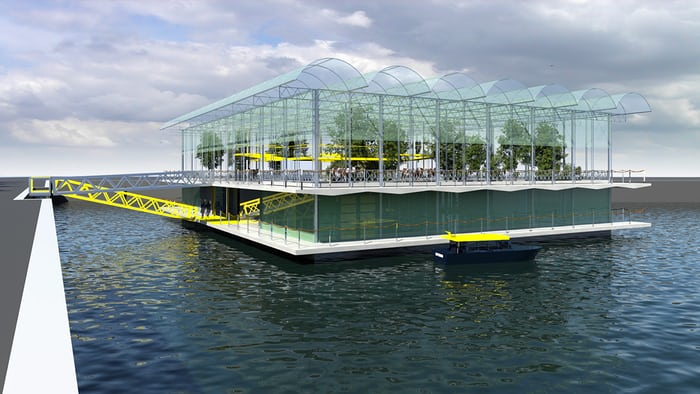 Floating farm, 3D printing and drones: New dairy event promises to wow