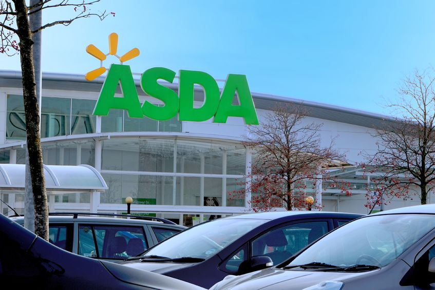Asda supermarket gives out free vegetables in bid to cut food waste