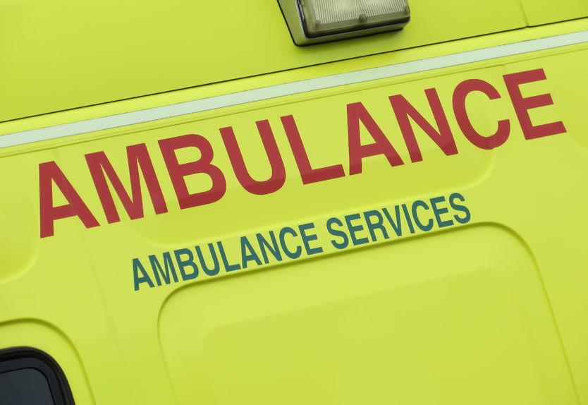 Farmer fighting for his life following accident involving tractor