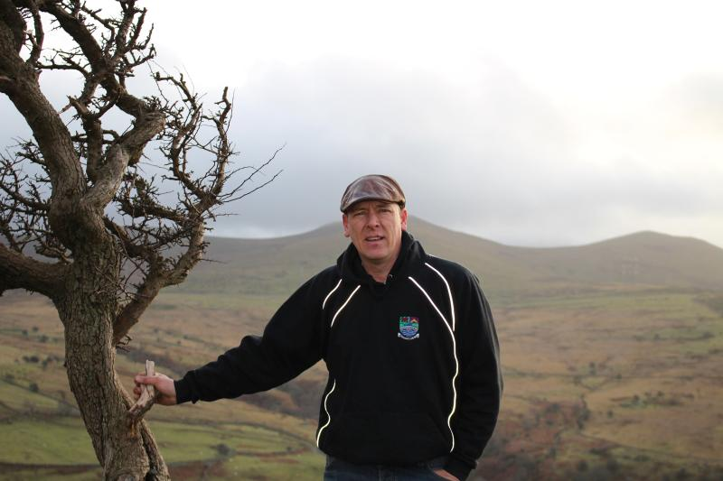 Famous farmer asks public to run and raise funds for stroke awareness