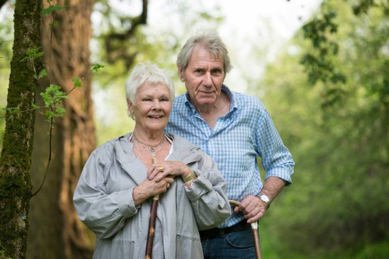 Dame Judi Dench becomes Countryside Restoration Trust patron