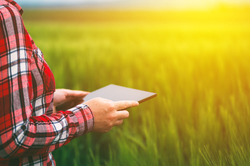 2018 will be 'great year' for British farming as its enters 'digital revolution'