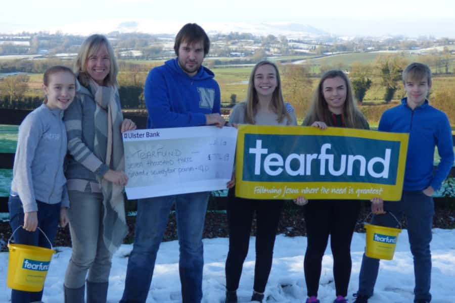 Event held in memory of farmer who tragically died raises £7300 for charity