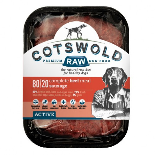 Pet food company Cotswold RAW supports the local farming community in sourcing its raw ingredients