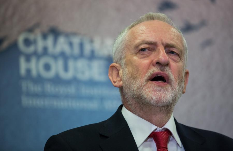 """The Labour Party, lead by Jeremy Corbyn, has launched its """"radical action"""" on animal welfare issues (Photo: Chatham House)"""