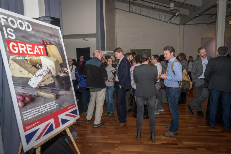 Export boost hopes for UK as British lamb and cheese showcased in Dubai