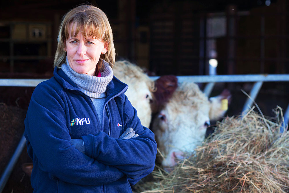 Minette Batters becomes first female NFU president