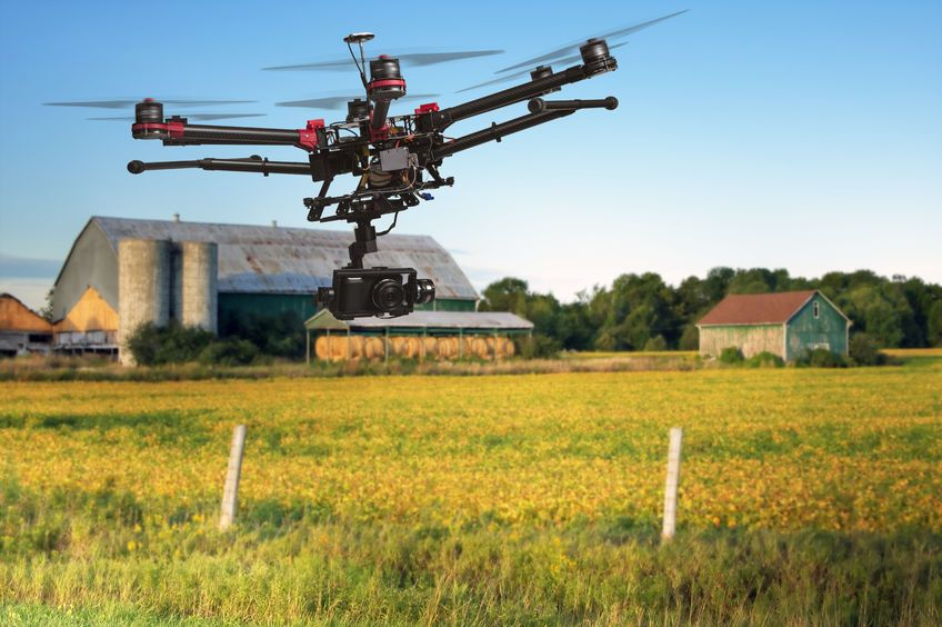 New drone standards set to 'revolutionise' British farming
