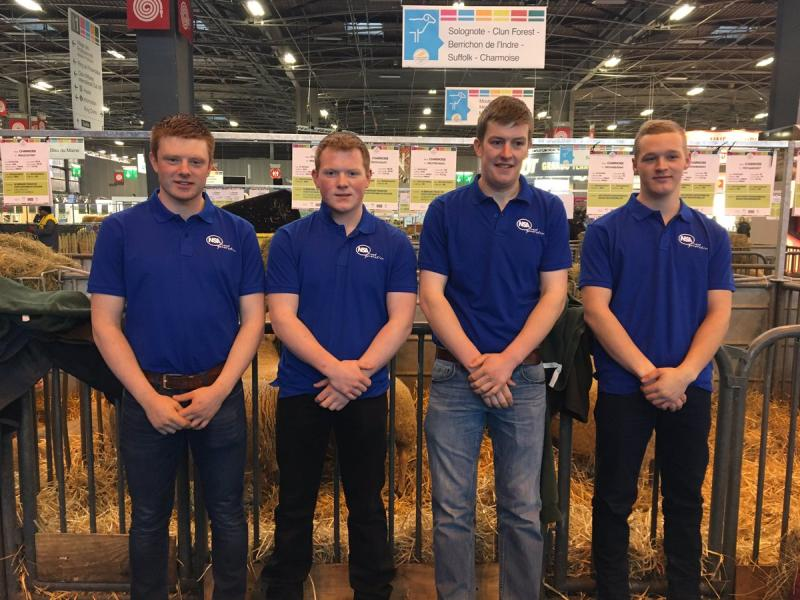 Young farmers win big for UK in European 'Olympics'