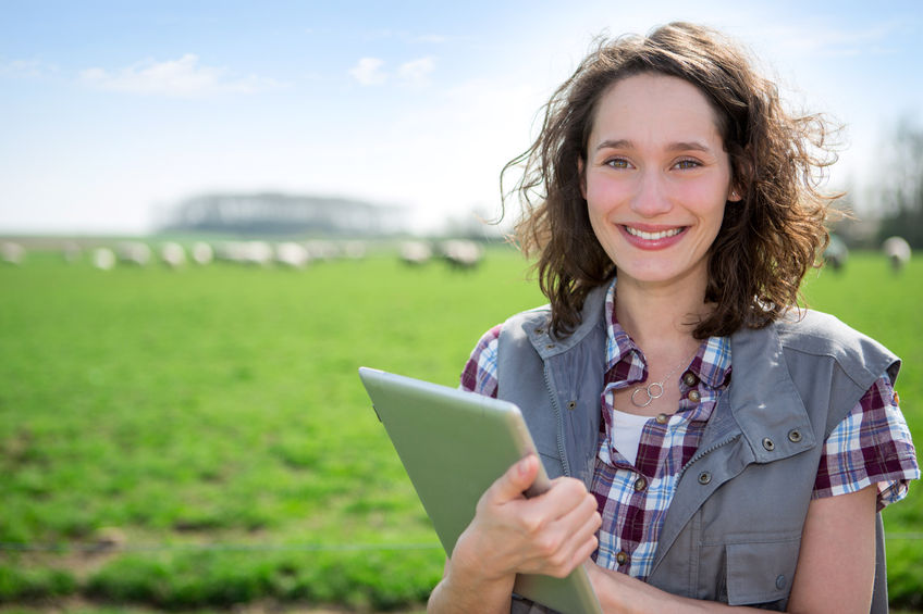 Women increasingly leading innovations in British farming, statistics show