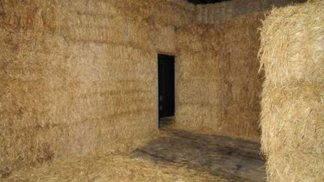 Man hides 'highly sophisticated' cannabis operation within straw bales