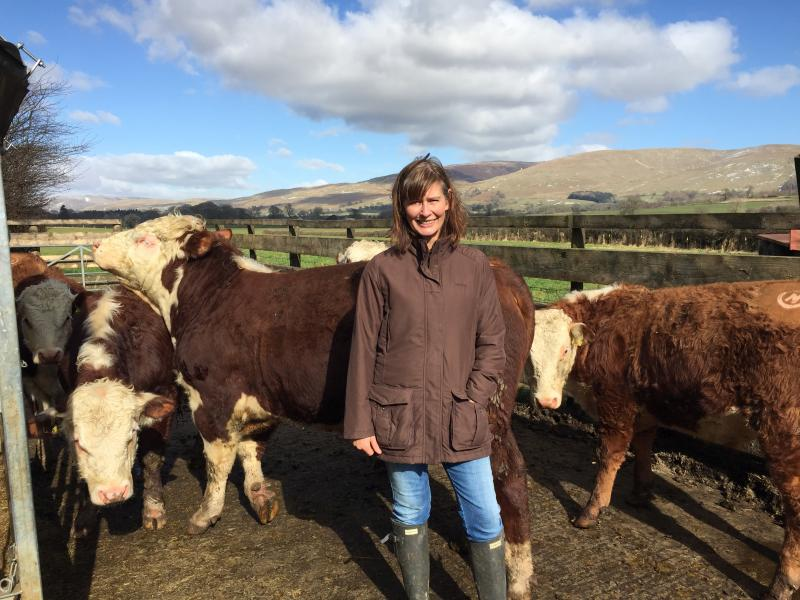 NFU Kendal branch elects first ever female chairperson Maggie Kelly