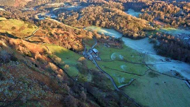 National Trust searches for farmers to look after 'iconic' Lake District farm