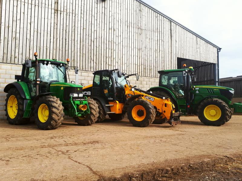 Hundreds of lots go under hammer at farm machinery and equipment auctions