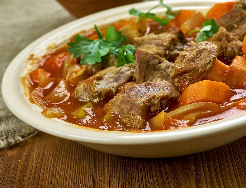 Sheep farmers slam report suggesting lamb stew 'most polluting' meal