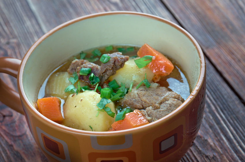 WWF 'risks credibility' after claiming lamb stew 'most polluting meal'