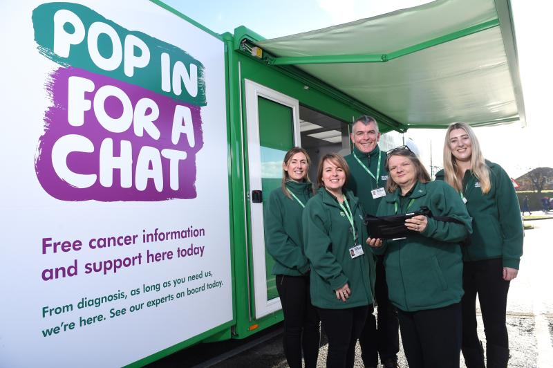 Macmillan to visit livestock auction to offer farmers cancer advice