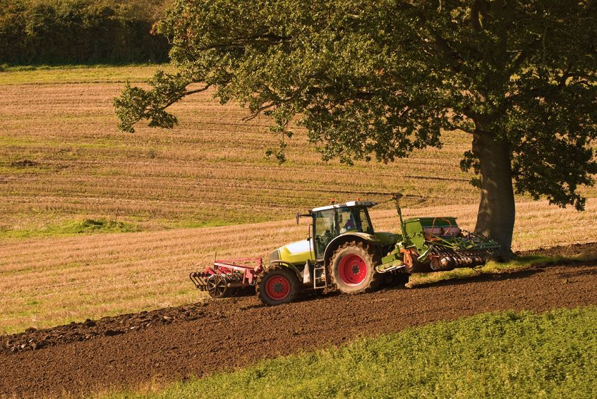 UK agriculture 'must innovate' before Brexit