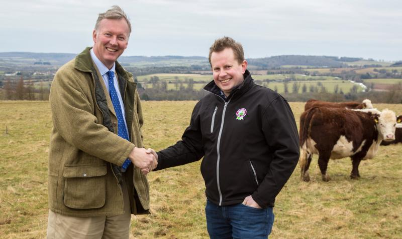 Bill Wiggin MP is new chairman of the Pasture-Fed Livestock Association