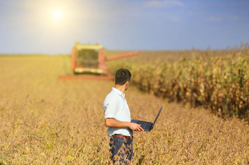 Farmers make switch from paper and apply for BPS online