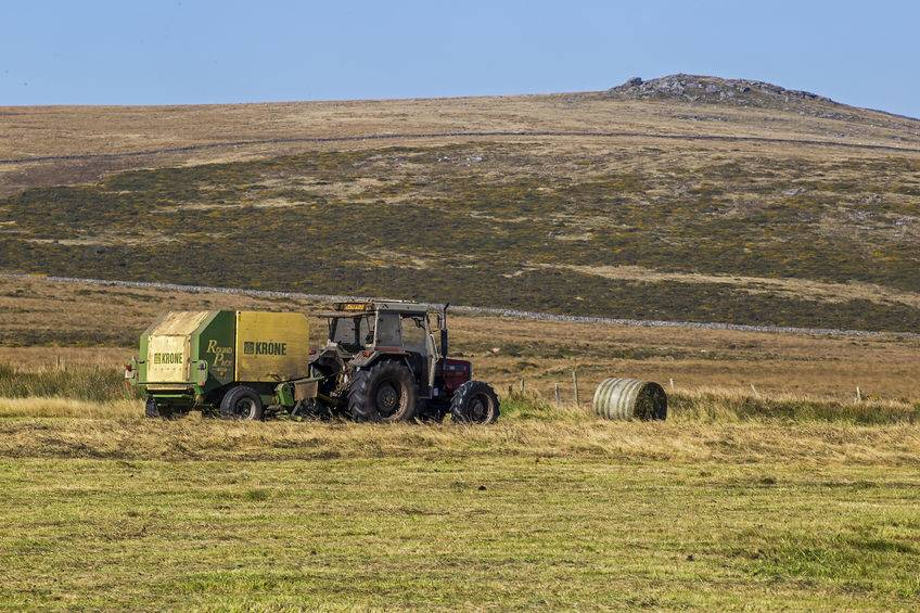 Farmers spend too much on machinery and don't get good returns
