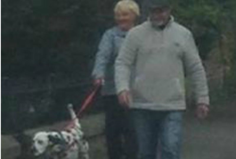 Police release picture of couple after reports of sheep worrying