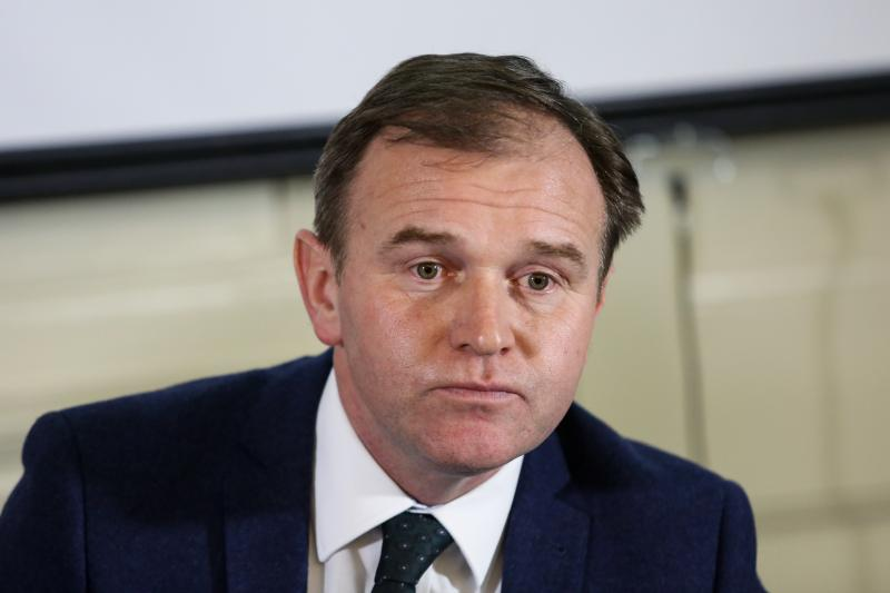 George Eustice, the Minister for Agriculture, Fisheries and Food, said farmers need to be rewarded for what they do