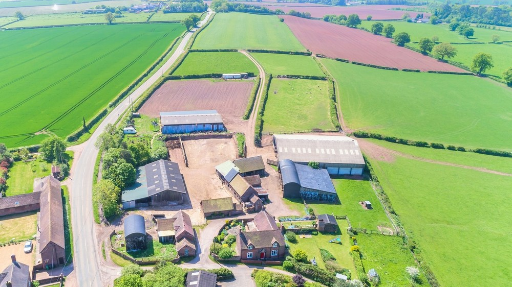 'Exceptional' Shropshire farm launched to market with £1.59m price tag