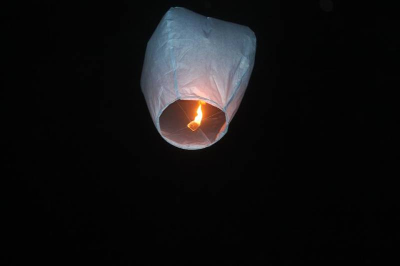 BBC Radio One bans sky lanterns at festival in win for farmers
