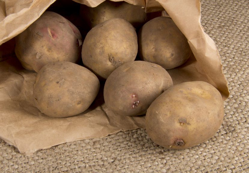 Aldi buys 700,000 British-grown potatoes to stop them going to waste