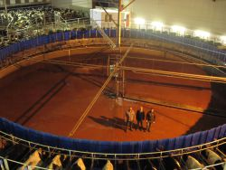 Dairymaster Install One Of The Largest Rotary Parlours In
