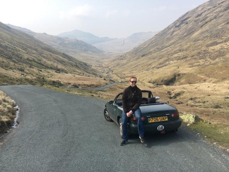 Young farmers to drive to Mongolia and back to raise funds for charity