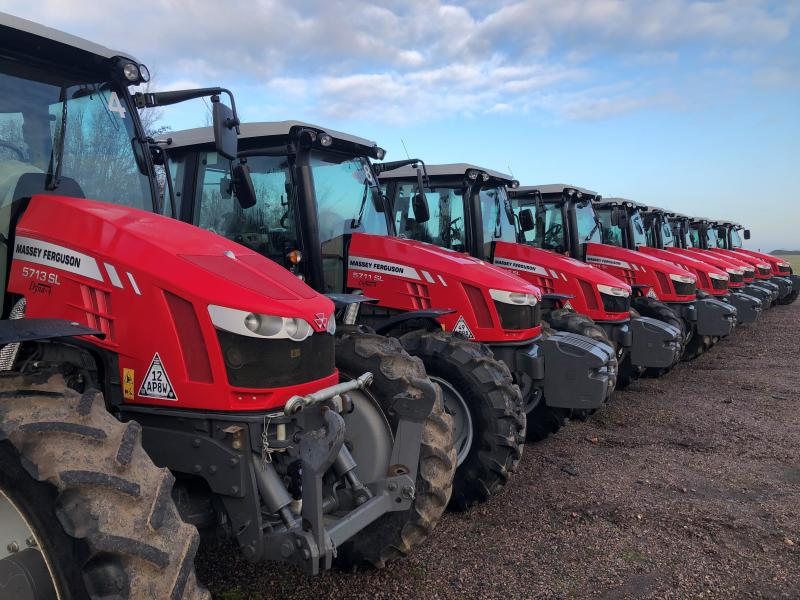 Machinery sales thrive as farmers bounce back from Brexit woes