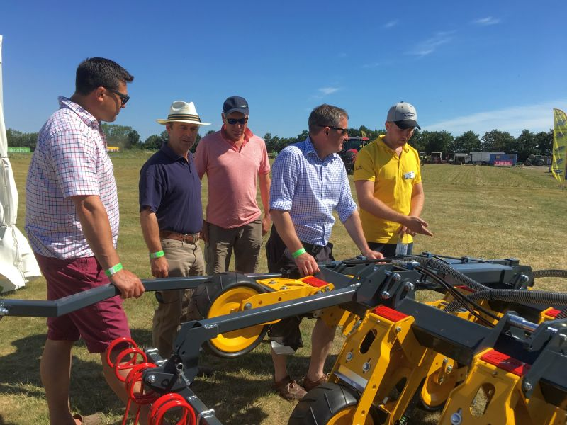UK farmers are at the forefront of precision farming
