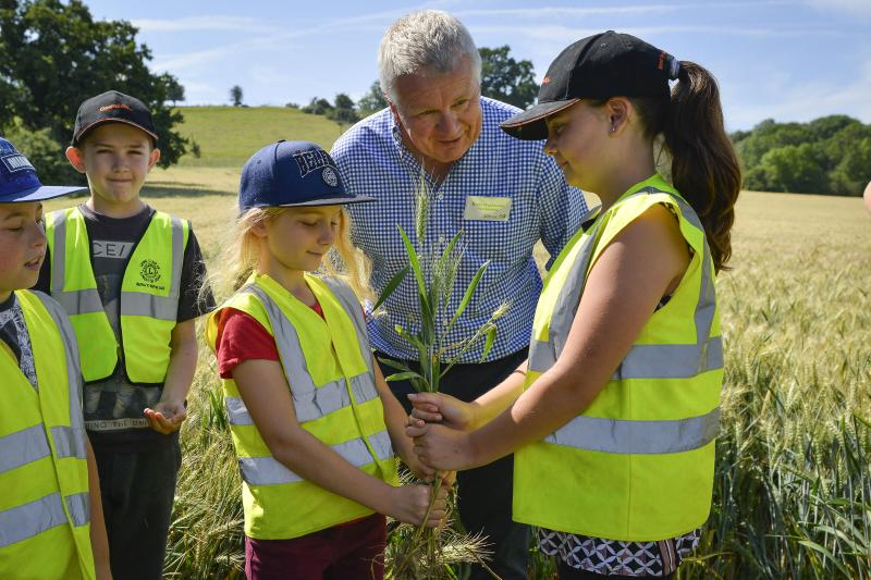Warburton's school farm visits to reach over 600 pupils