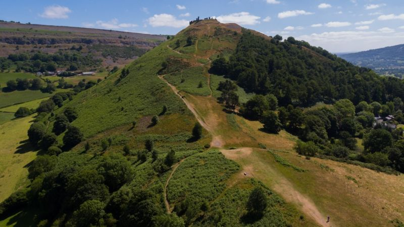 'Unique' land for sale used for sheep grazing and features ancient monument