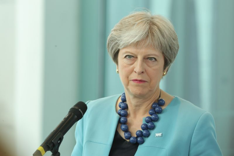 Brexit will make farming 'fit for the future' thanks to 'new approach', May says