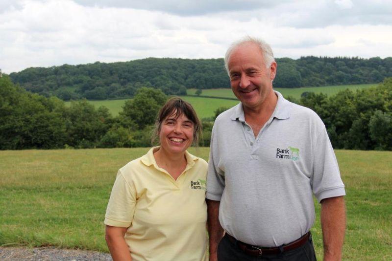 Worcs farm recognised as having most progressive flock of Lleyn sheep