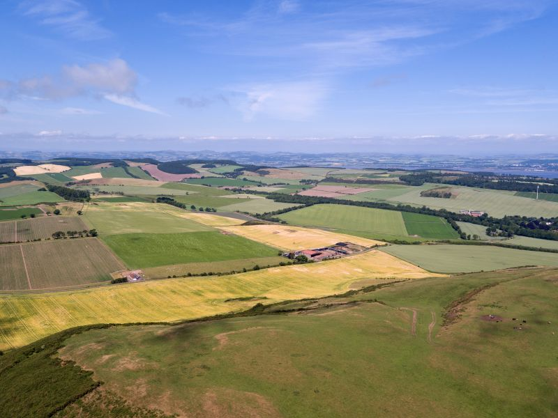 'Excellent' mixed farm located in 'beautiful' Fife location on market