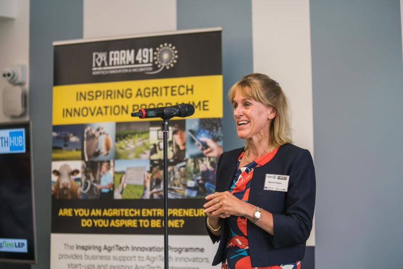 £4.2m centre for UK-wide agri-tech innovation opens