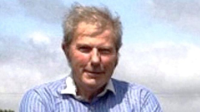 The 70-year old farmer was last seen at his home in Gosmore, North Herts, two months ago