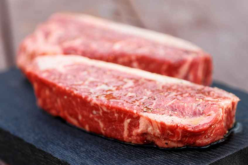"""The researchers said they have """"challenged conventional thinking"""" around what constitutes a healthy diet by recommending dairy and unprocessed red meat"""