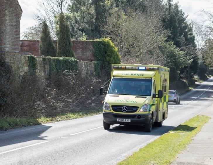 Man dies following accident on County Tyrone farm