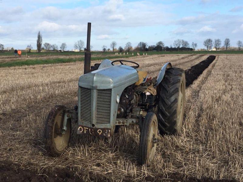 Farmer pleas for help in finding his grandad's 'second love'