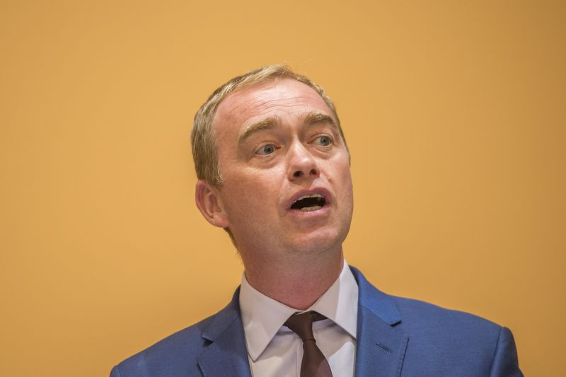 Agriculture Bill is a 'seven-year notice to quit' for farmers, Farron says